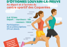 jogging d'Ottignies 2018